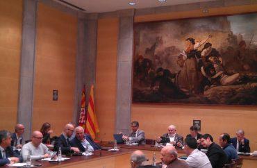 La CUP valora l'acord de JxCat i ERC a la Diputació de Girona com un acord de cadires, però sense propostes polítiques per a les comarques gironines