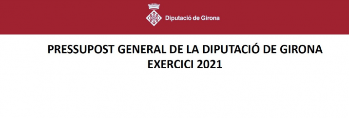La CUP anuncia el seu vot contrari als pressupostos de la Diputació de Girona al·legant que és moment de fer canvis
