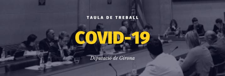 La taula de treball a la Diputació per la crisi de la Covid-19: una eina que cal dotar de contingut transformador
