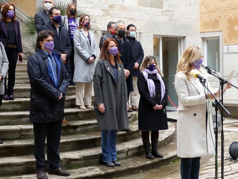 La CUP demana a la Diputació de Girona que es convoqui urgentment la Comissió de Seguiment del Pla d'Igualtat
